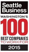 Seattle Business Washginton's 100 Best Companies to Work For 2015